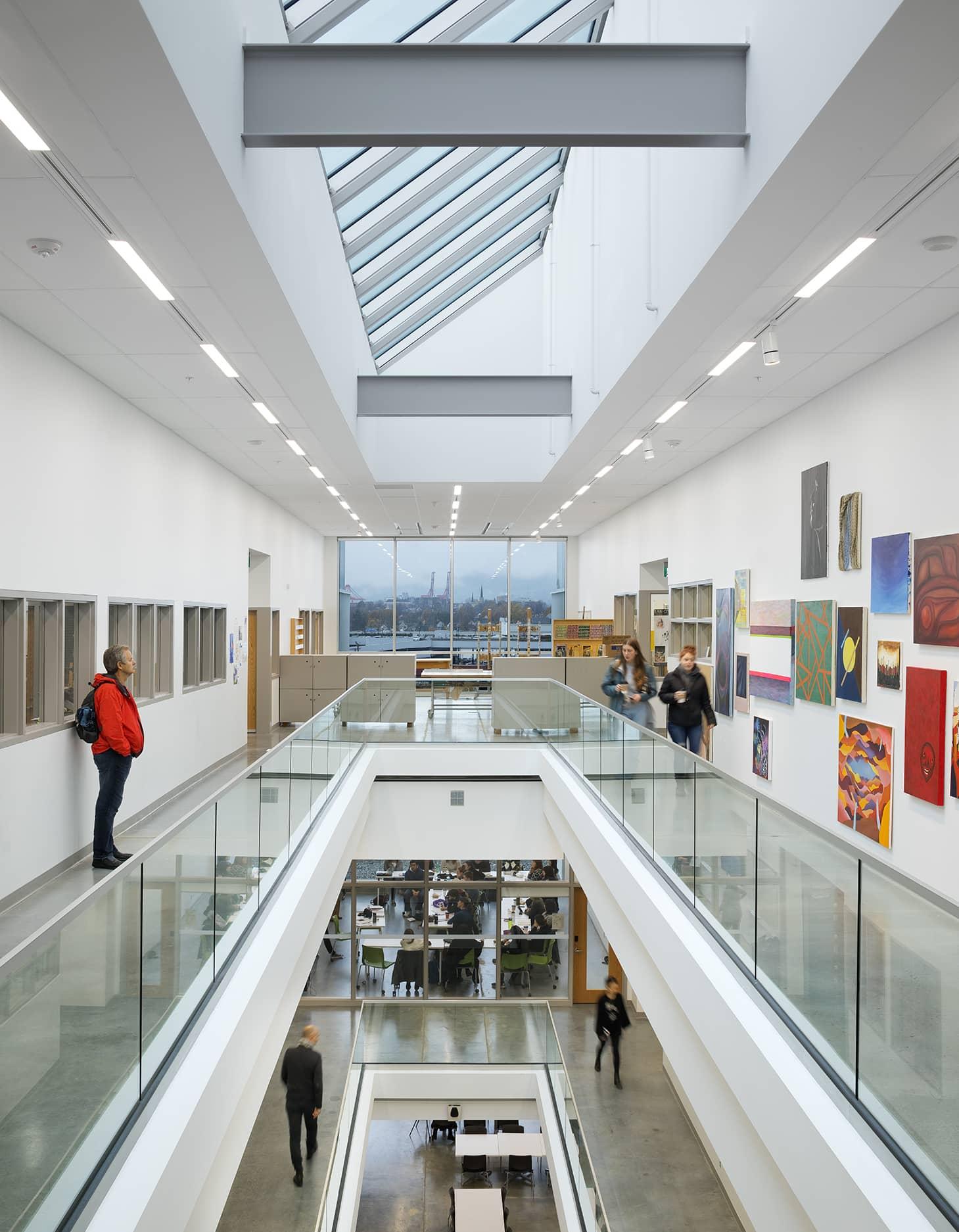 bbp emily carr university of art + design hall gallery