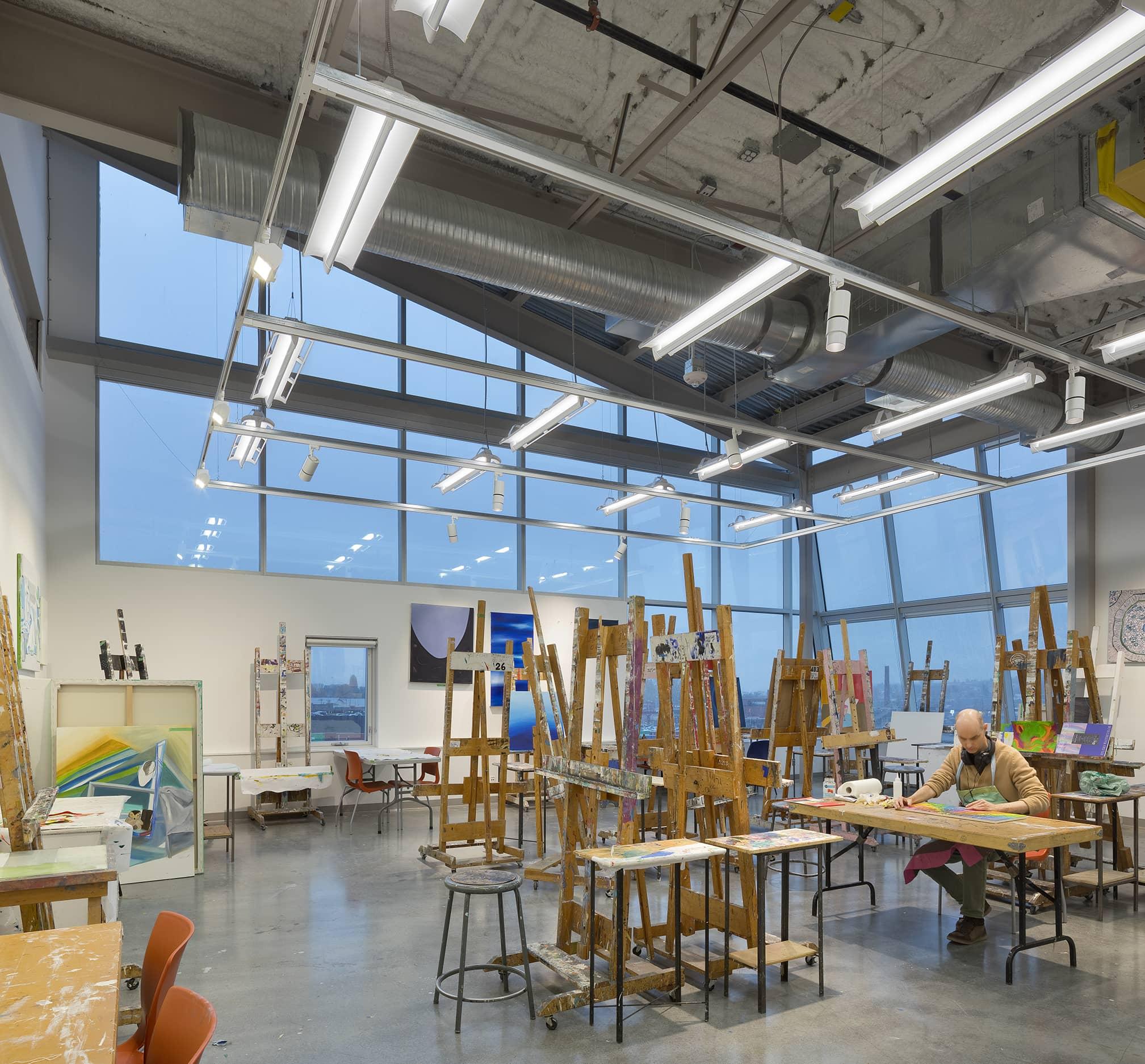 bbp emily carr university of art + design art room