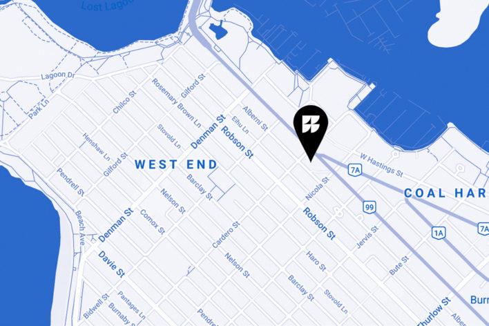 Map view of Bush Bohlman & Partners location
