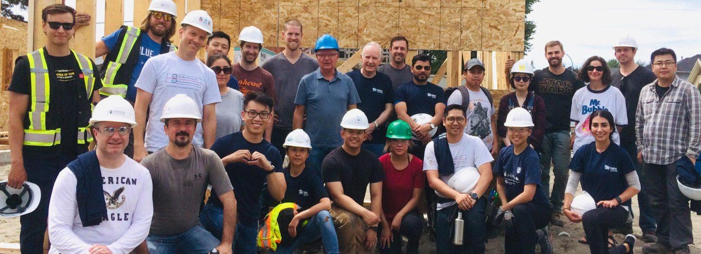 Bush Bohlman team on construction site