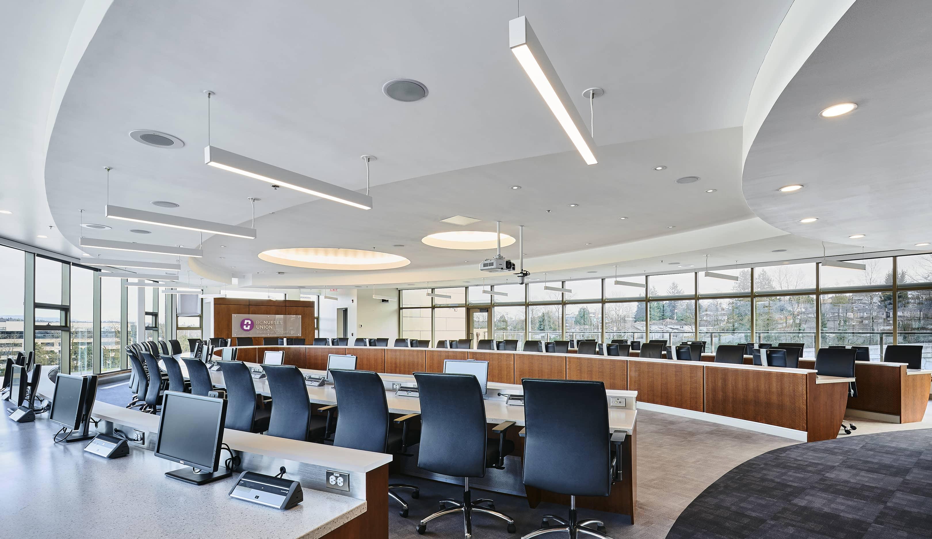 bbp bc nurses union office meeting room
