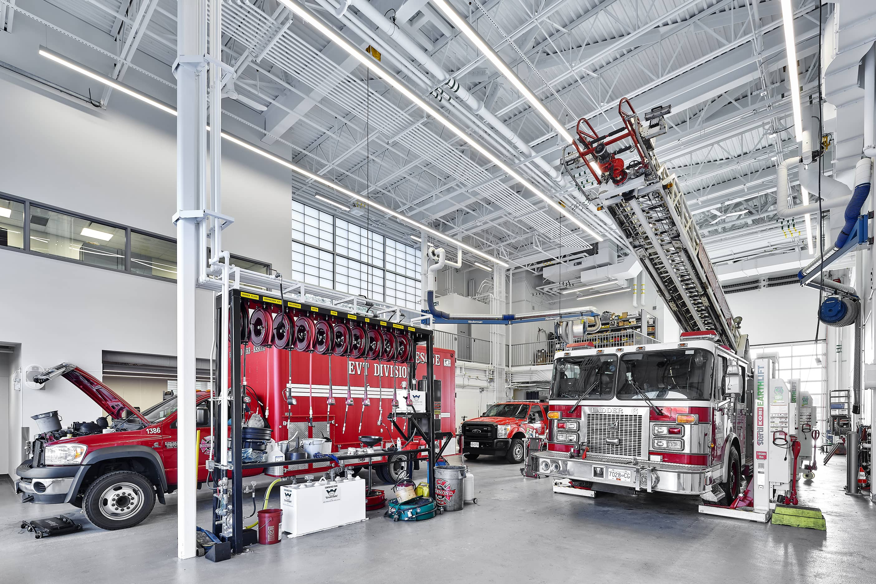 bbp cambie fire hall no. 3 & ambulance station garage 1
