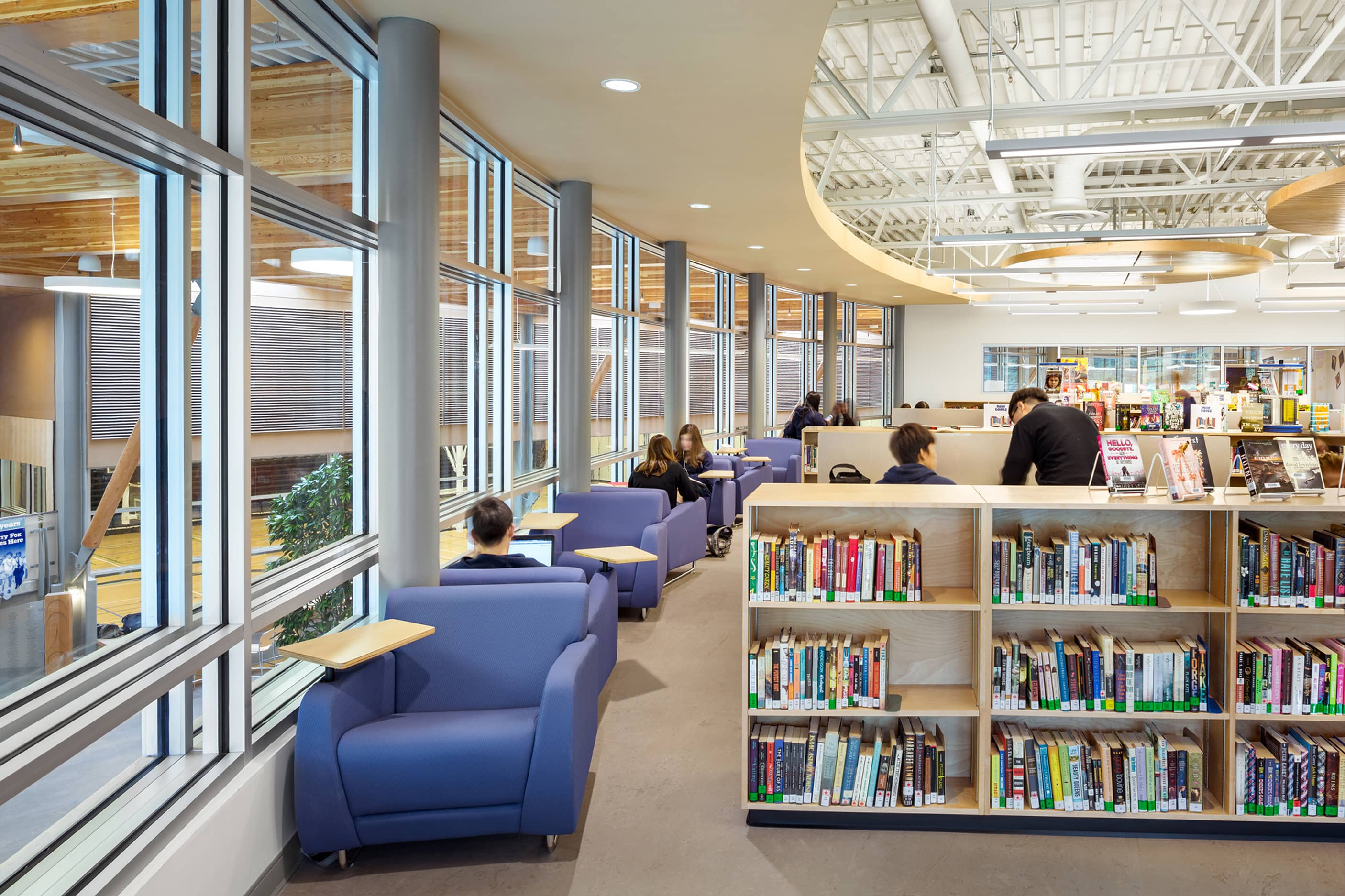 bbp collingwood secondary library
