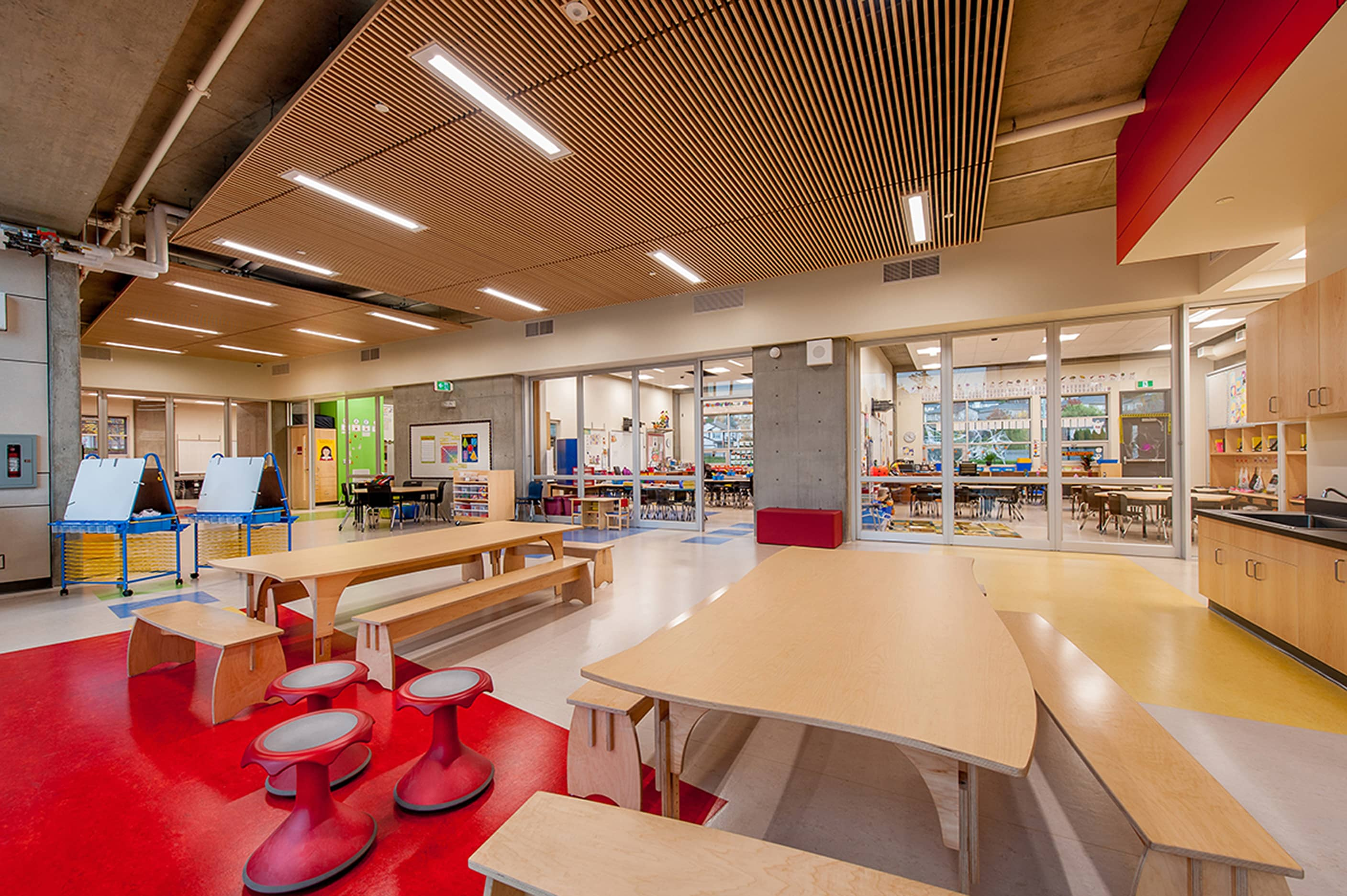 bbp mar jok elementary cafeteria