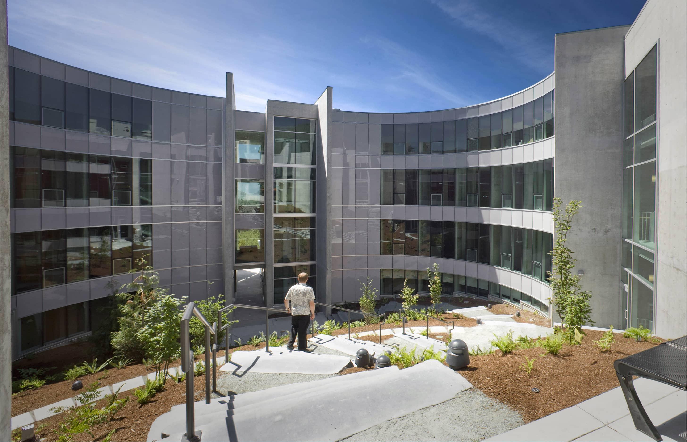 bbp quest university courtyard