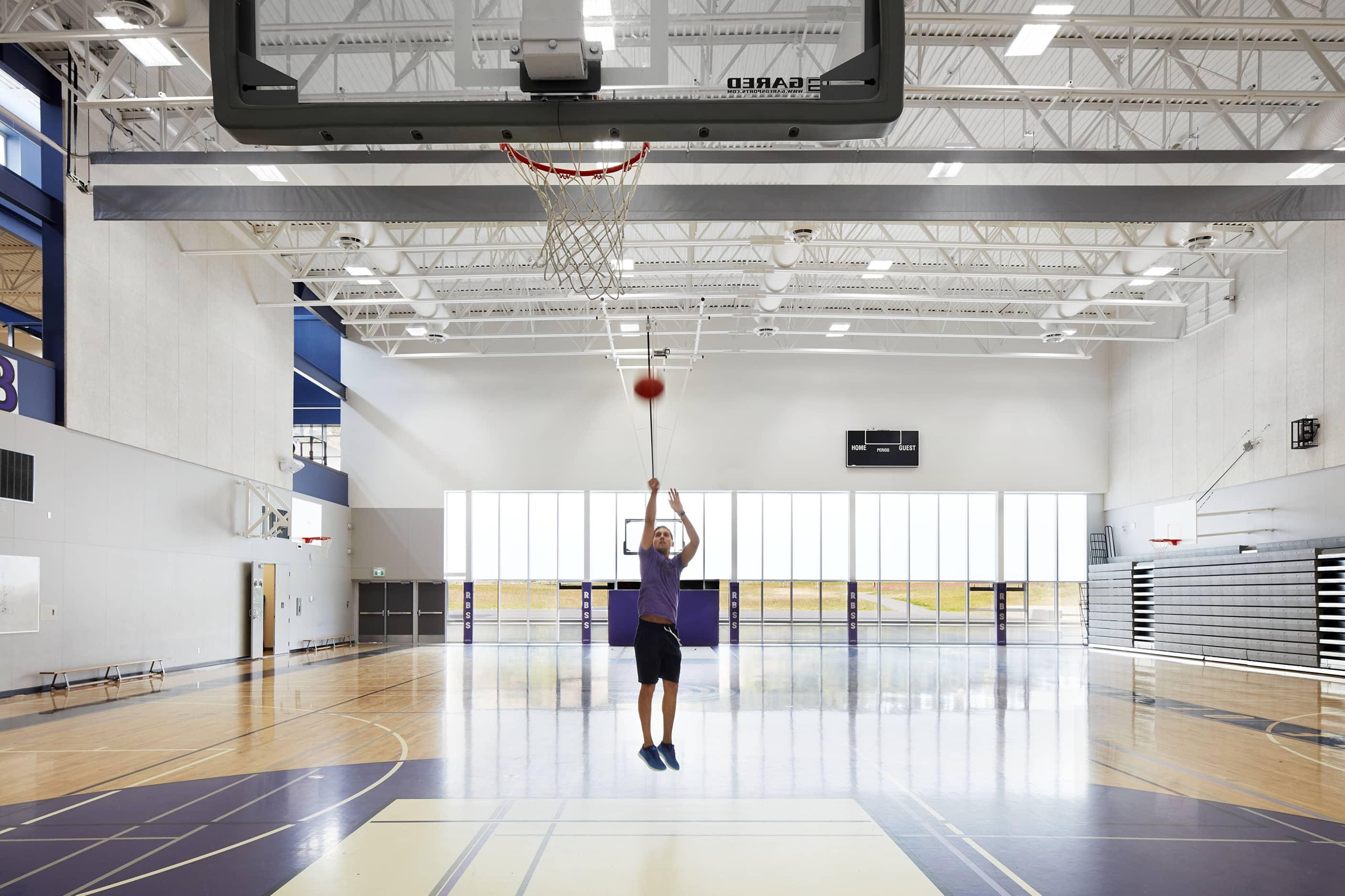 bbp royal bay secondary gym
