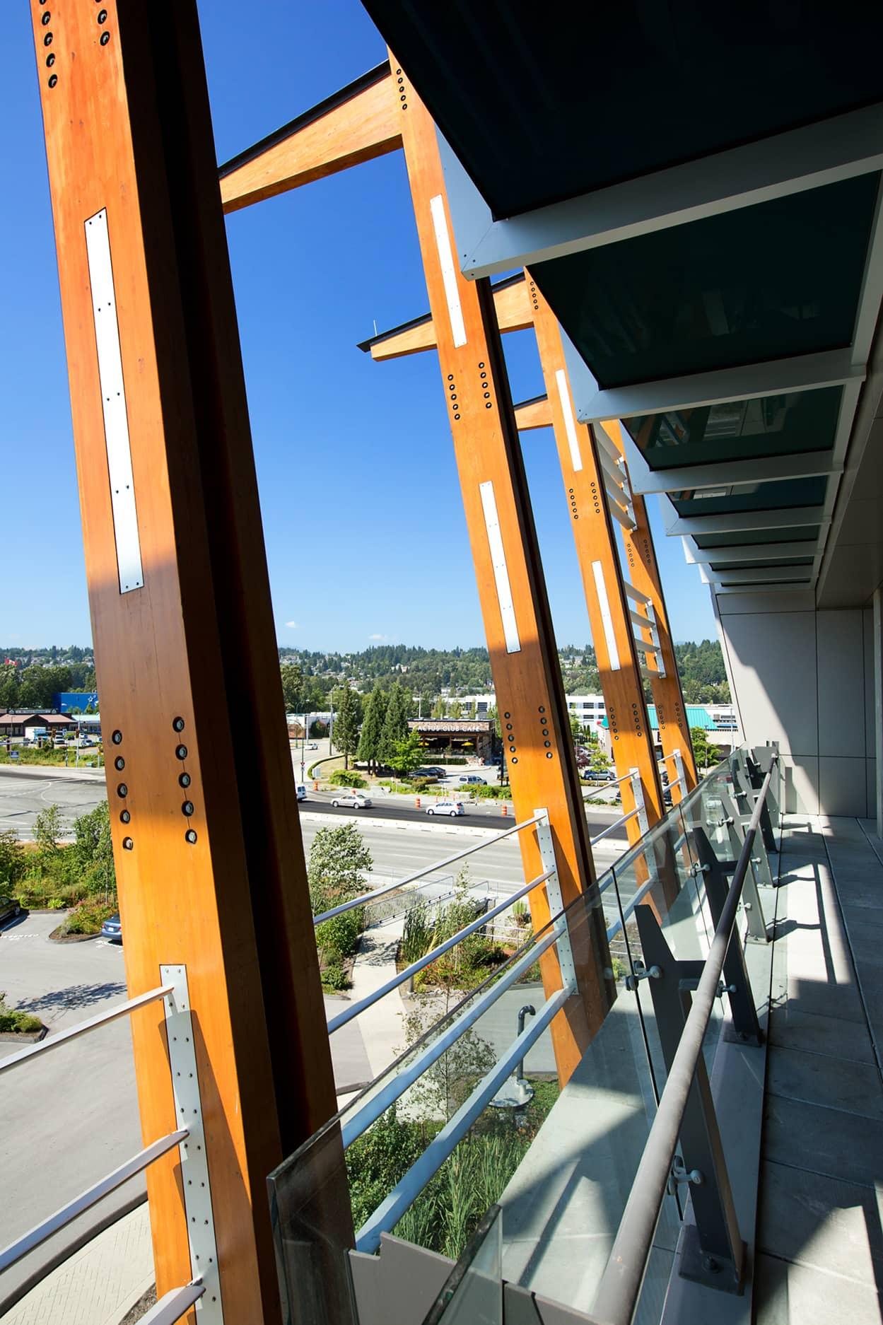 bbp transportation management centre terrace