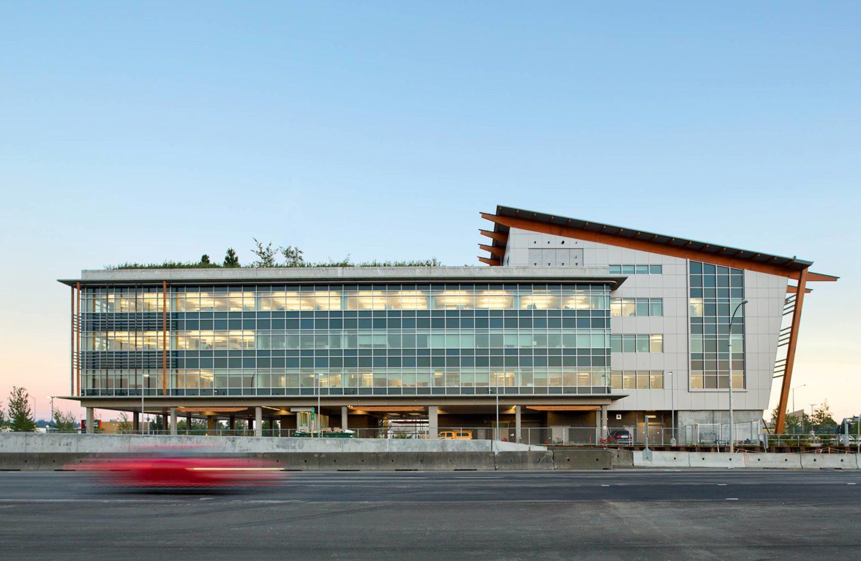 bbp transportation management centre exterior