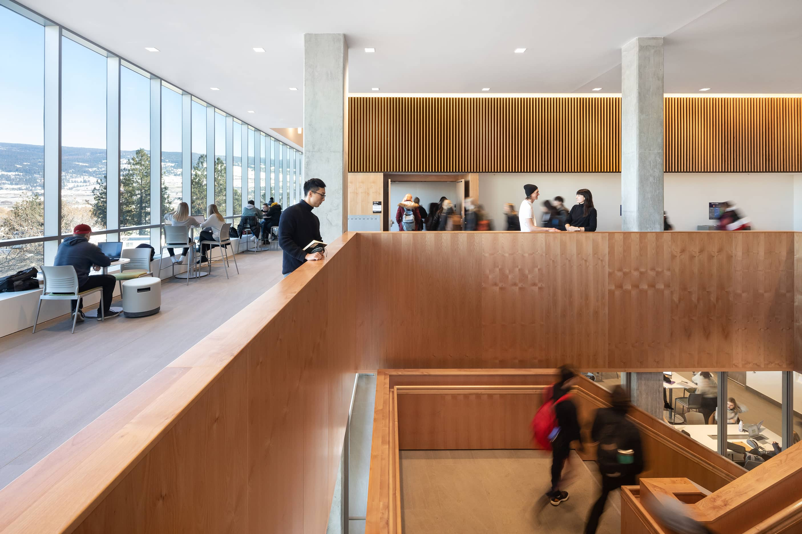 bbp ubco the commons interior