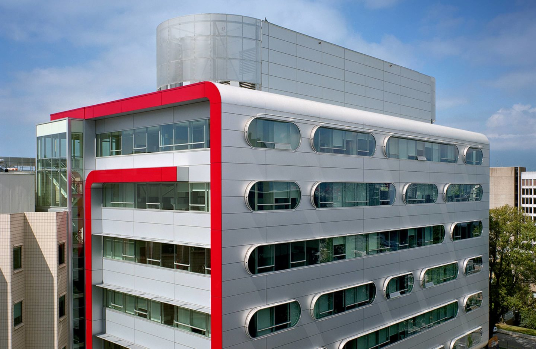 bbp vgh robert ho research centre exterior