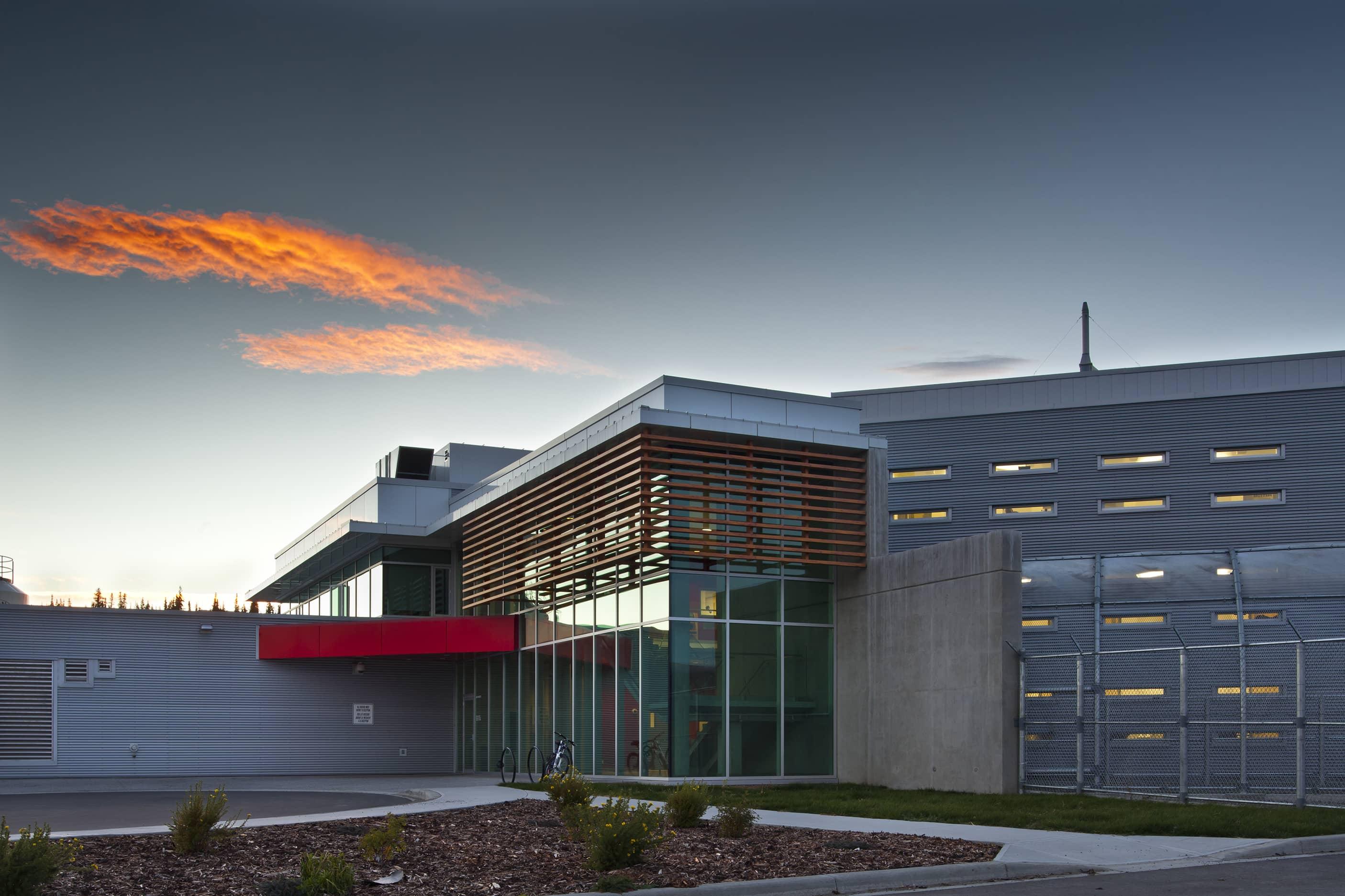 bbp whitehorse correctional centre entrance