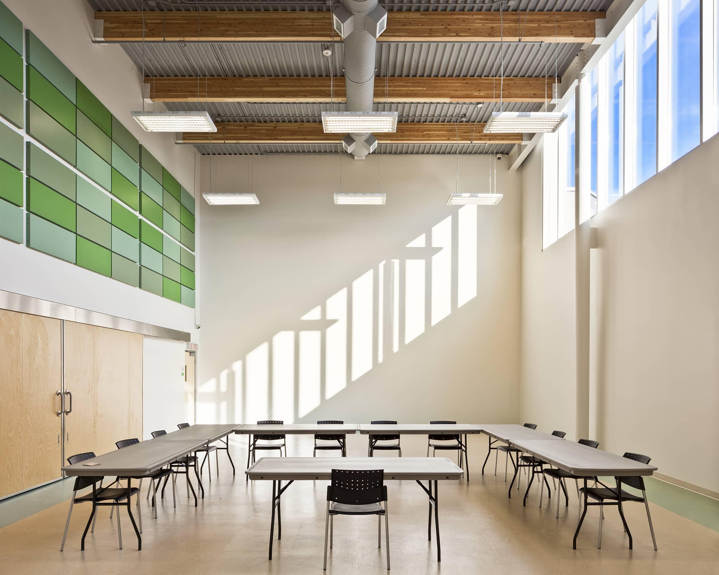 bbp whitehorse correctional centre classroom